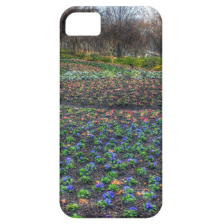 Dallas Arboretum and Botanical Gardens flower bed iPhone 5 Covers