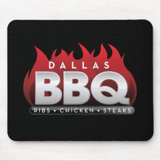 Dallas BBQ Mousepad
