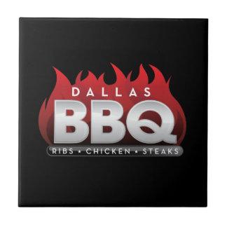 Dallas BBQ Vibrant Ceramic Tile