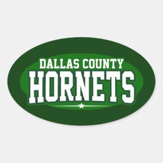 Dallas County High School; Hornets Sticker