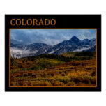 Dallas Divide Colorado Poster