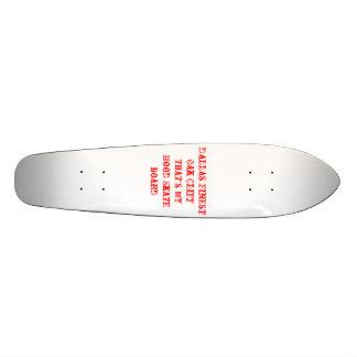 Dallas Finest Oak CliffThat's My Hood Skate board