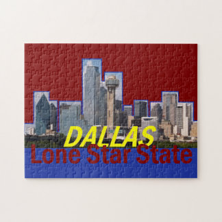 DALLAS JIGSAW PUZZLE