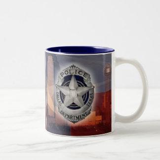 Dallas Police Coffee Mugs