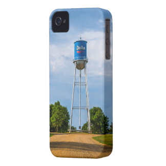 Dallas, SD Water Tower & Museum iPhone 4 Cases