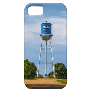 Dallas, SD Water Tower & Museum iPhone 5 Cases