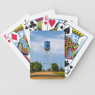 Dallas, SD Water Tower & Museum Poker Deck