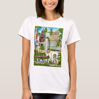 Dallas, Texas-2 T-Shirt