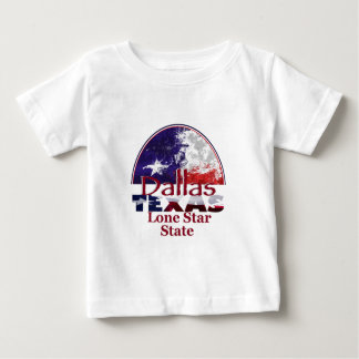 DALLAS Texas Baby T-Shirt