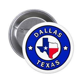 Dallas Texas button