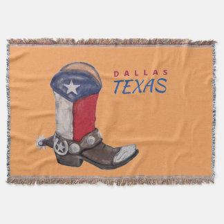 Dallas Texas Cowboy Boot