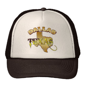 DALLAS, TEXAS HATS
