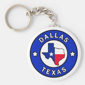 Dallas Texas keychain