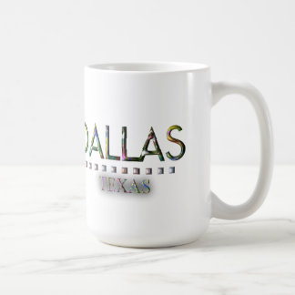 Dallas, Texas Mug
