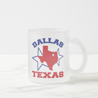 Dallas, Texas Coffee Mugs