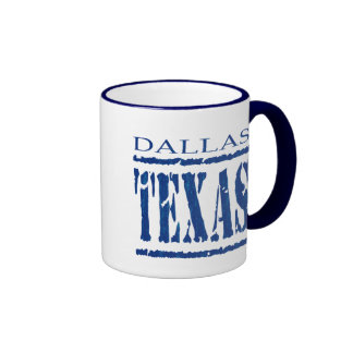 DALLAS, TEXAS MUGS