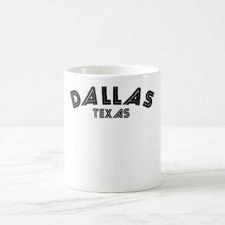 Dallas Texas Coffee Mug
