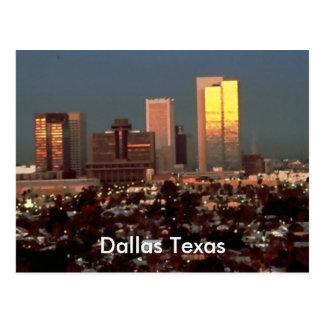 Dallas Texas Postcard