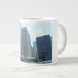 Dallas Texas Scenery Large Coffee Mug