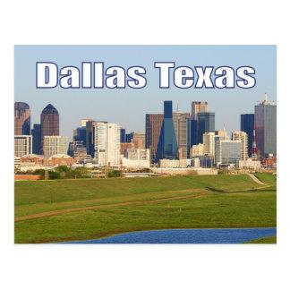 Dallas, Texas Skyline, United States Postcard