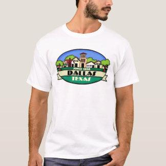 Dallas Texas small town design guys tee