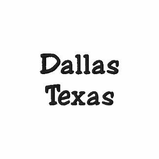 DALLAS TEXAS TX SHIRT - CUSTOMIZABLE !!! POLO SHIRT