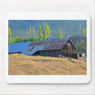 Dalles Mt Ranch,0ut Building Mouse Pad