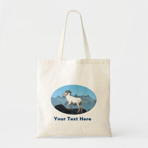 Dall's Sheep Bag