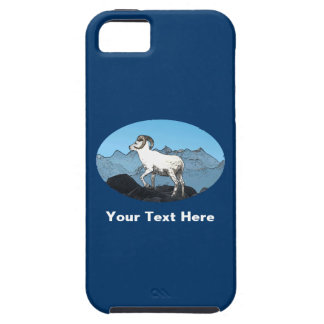 Dall's Sheep iPhone 5 Cover