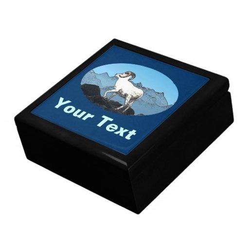 Dall's Sheep Gift Box