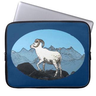 Dall's Sheep Computer Sleeve