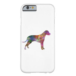 Dalmatian 01 in watercolor 2 barely there iPhone 6 case