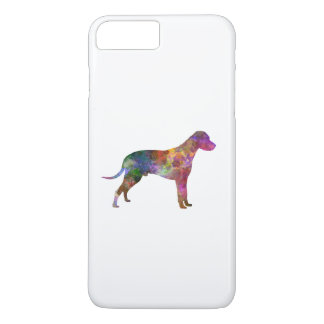 Dalmatian 01 in watercolor 2 iPhone 8 plus/7 plus case