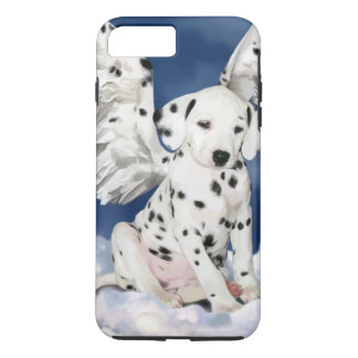 Dalmatian Angel Puppy iPhone 8 Plus/7 Plus Case