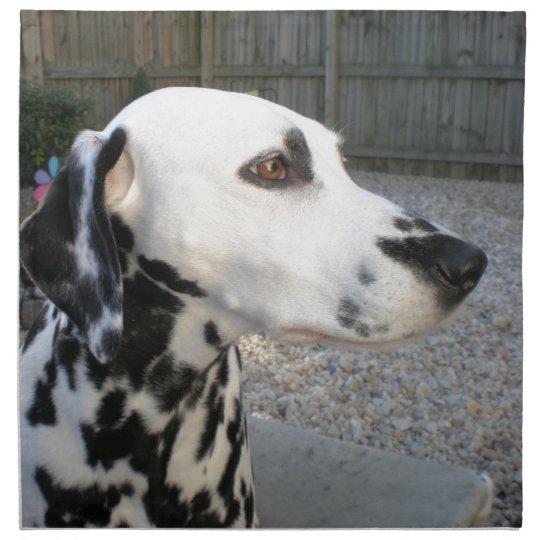 Dalmatian - Cindy's Reina Napkin