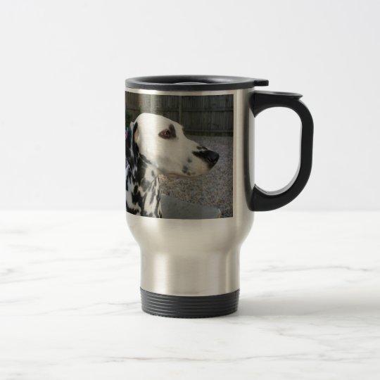 Dalmatian - Cindy's Reina Travel Mug