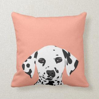 Dalmatian - Cute dog illustration for dog lover Cushion