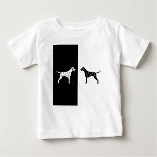 Dalmatian dog baby T-Shirt