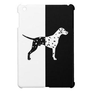 Dalmatian dog cover for the iPad mini