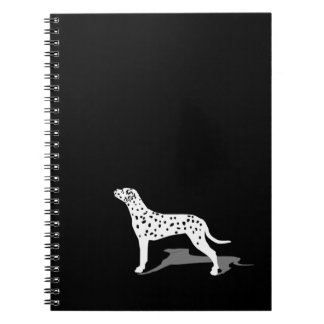 Dalmatian dog notebook
