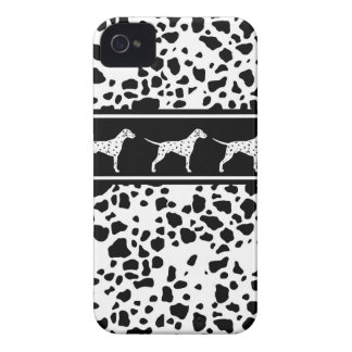 Dalmatian dog pattern iPhone 4 covers
