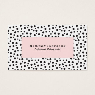 Dalmatian Dots | Business Cards