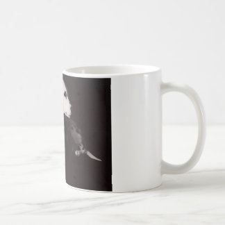 Dalmatian in Black and White Coffee Mug