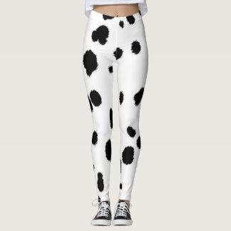Dalmatian Leggings