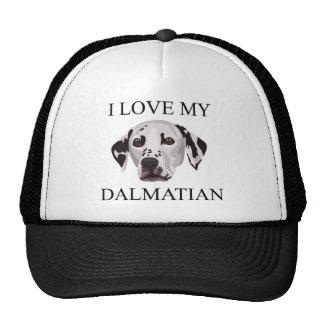Dalmatian Love! Mesh Hats