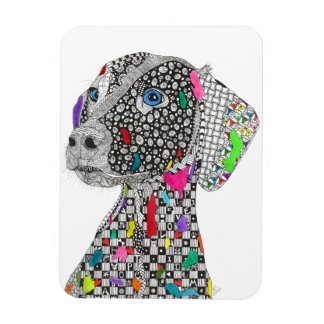 Dalmatian Magnet (You can Customize)