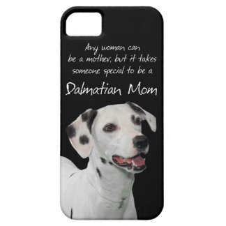 Dalmatian Mom iPhone 5 Case