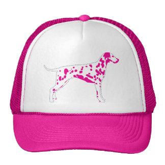 Dalmatian Pop Art Cap
