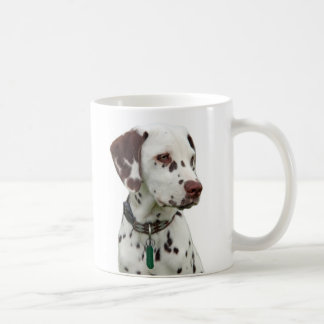 Dalmatian puppy mug, gift idea coffee mug
