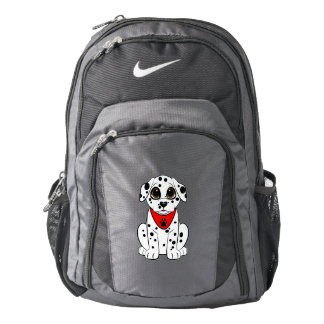 Dalmatian Puppy with the Heart-Shaped Nose Backpack